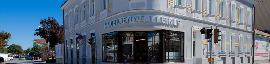 Immobilienwelt Leiner Legal Notice